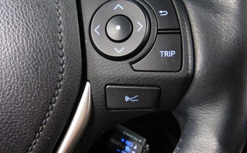 2016 Toyota Rav 4 Limited AWD (Cuir-Toit-Nav-Mags) #11