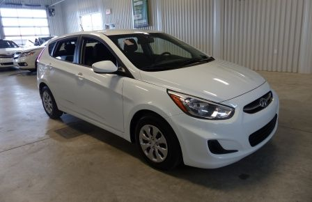 2015 Hyundai Accent GL HB A/C Gr-Électrique Bluetooth à New Richmond