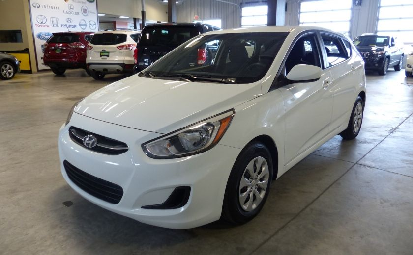 2015 Hyundai Accent GL HB A/C Gr-Électrique Bluetooth #2