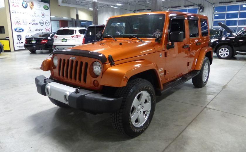 2011 Jeep Wrangler Sahara 4X4 A/C Gr-Électrique #2