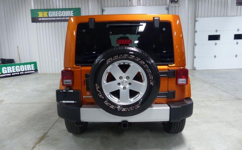 2011 Jeep Wrangler Sahara 4X4 A/C Gr-Électrique #5