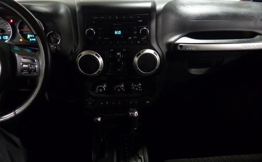 2011 Jeep Wrangler Sahara 4X4 A/C Gr-Électrique #11