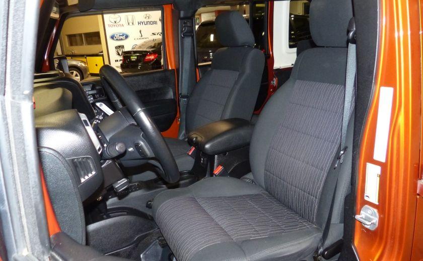 2011 Jeep Wrangler Sahara 4X4 A/C Gr-Électrique #15