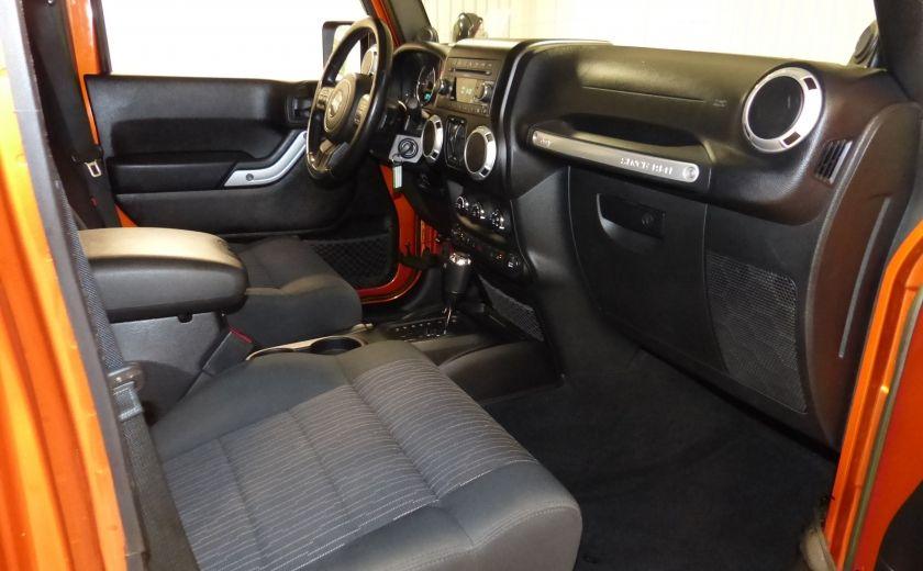 2011 Jeep Wrangler Sahara 4X4 A/C Gr-Électrique #22