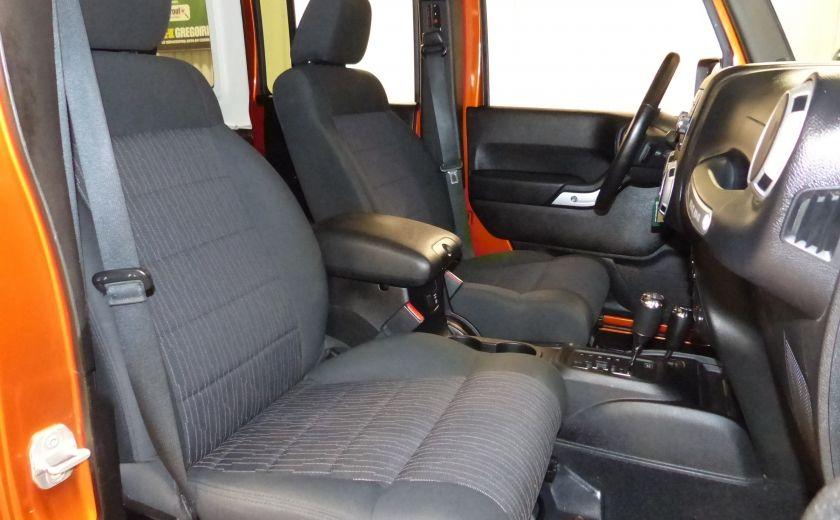 2011 Jeep Wrangler Sahara 4X4 A/C Gr-Électrique #23