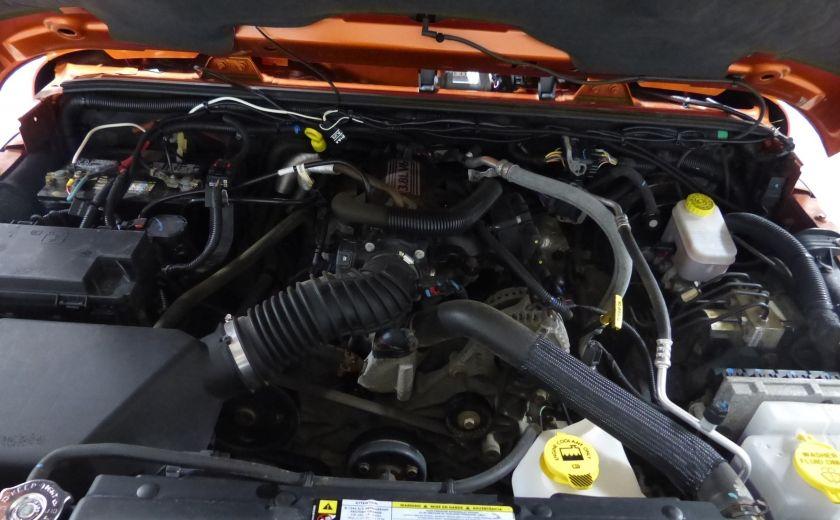 2011 Jeep Wrangler Sahara 4X4 A/C Gr-Électrique #24