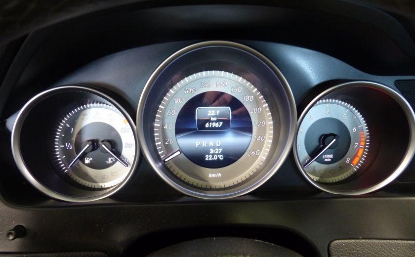 2014 Mercedes Benz C300 4 Matic AWD (CUIR-TOIT) A/C Gr-Électrique Bluetoot #12