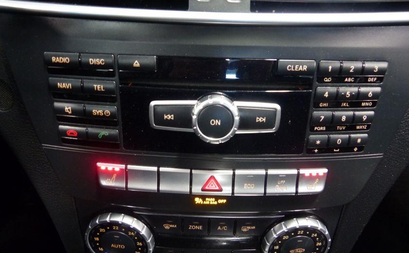 2014 Mercedes Benz C300 4 Matic AWD (CUIR-TOIT) A/C Gr-Électrique Bluetoot #16