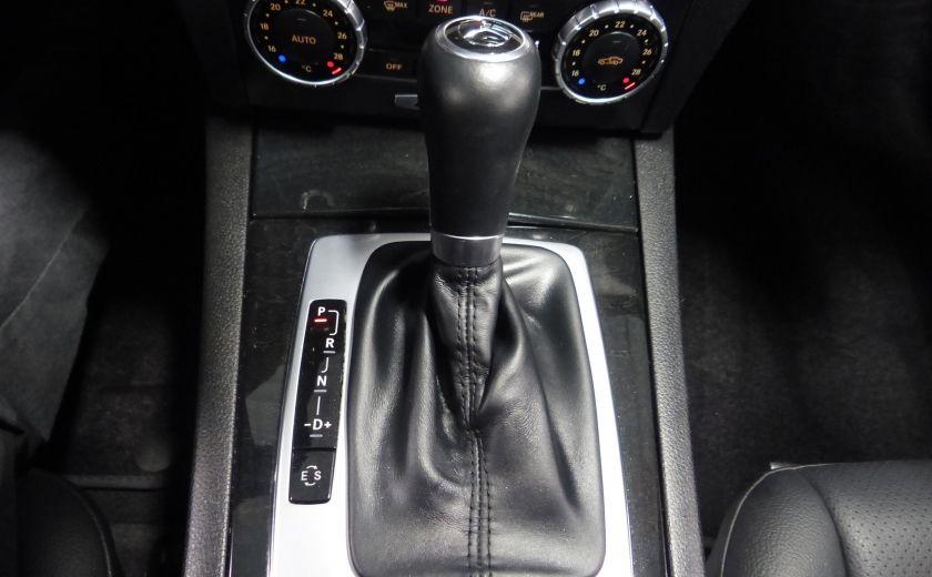 2014 Mercedes Benz C300 4 Matic AWD (CUIR-TOIT) A/C Gr-Électrique Bluetoot #18