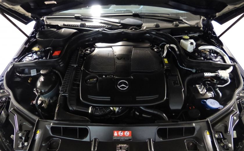 2014 Mercedes Benz C300 4 Matic AWD (CUIR-TOIT) A/C Gr-Électrique Bluetoot #32