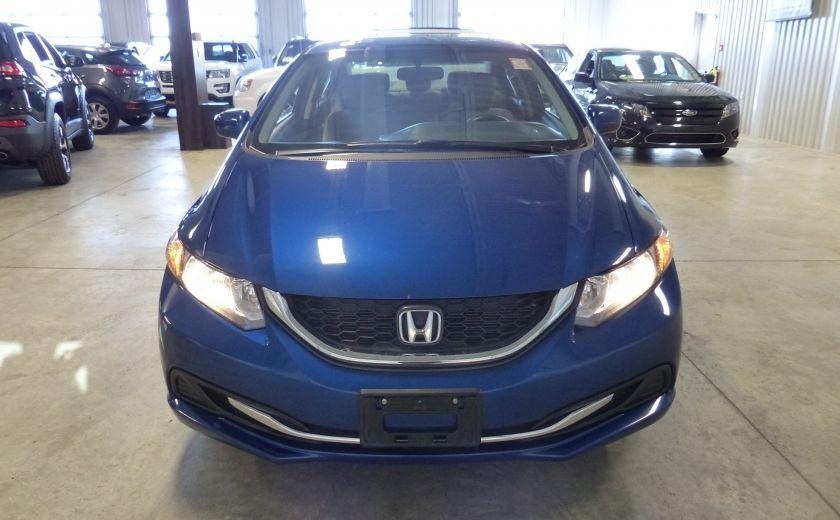 2015 Honda Civic LX A/C Gr-Électrique CAM Bluetooth #1