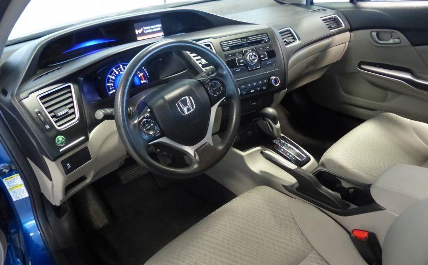 2015 Honda Civic LX A/C Gr-Électrique CAM Bluetooth #8