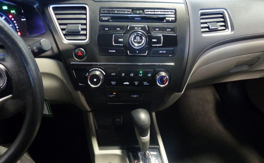 2015 Honda Civic LX A/C Gr-Électrique CAM Bluetooth #15