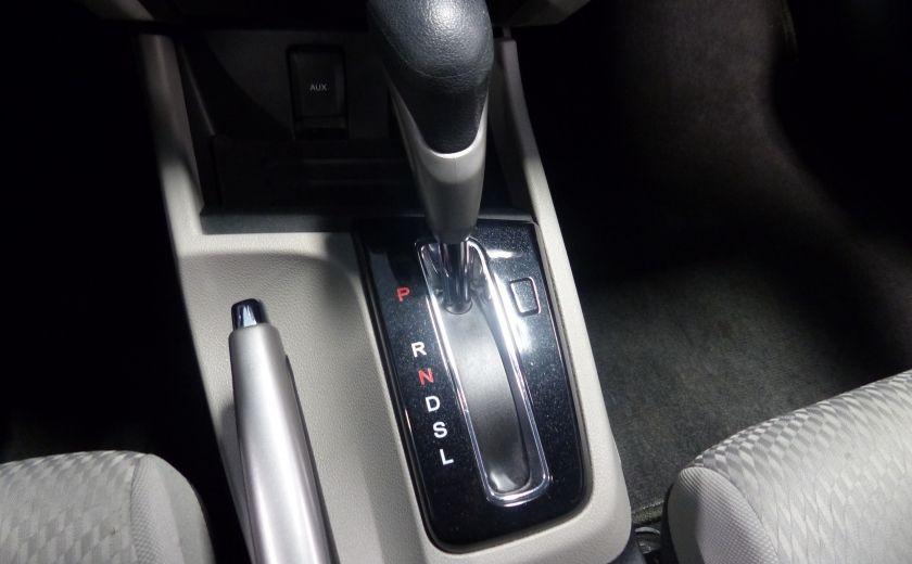2015 Honda Civic LX A/C Gr-Électrique CAM Bluetooth #17
