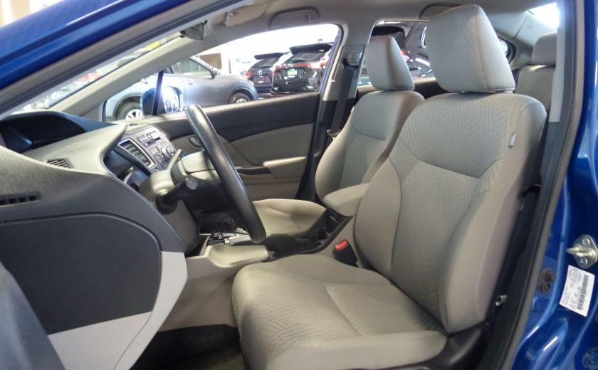 2015 Honda Civic LX A/C Gr-Électrique CAM Bluetooth #19