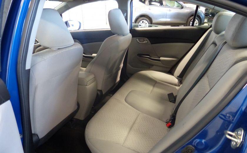 2015 Honda Civic LX A/C Gr-Électrique CAM Bluetooth #20