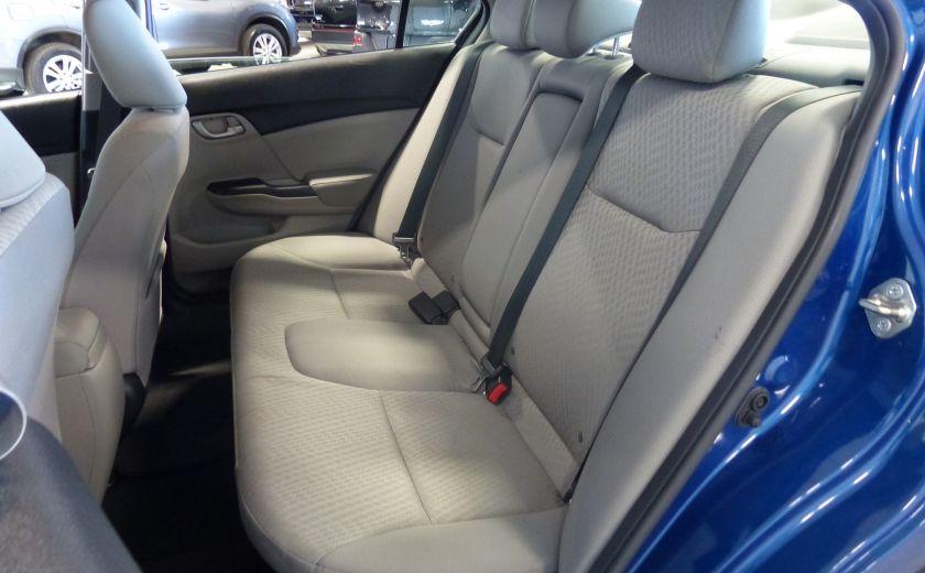 2015 Honda Civic LX A/C Gr-Électrique CAM Bluetooth #21