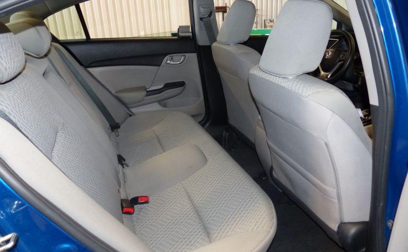 2015 Honda Civic LX A/C Gr-Électrique CAM Bluetooth #24