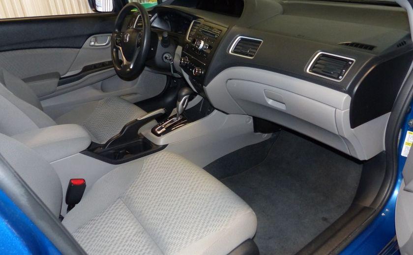 2015 Honda Civic LX A/C Gr-Électrique CAM Bluetooth #26