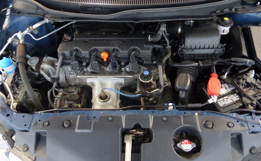 2015 Honda Civic LX A/C Gr-Électrique CAM Bluetooth #28