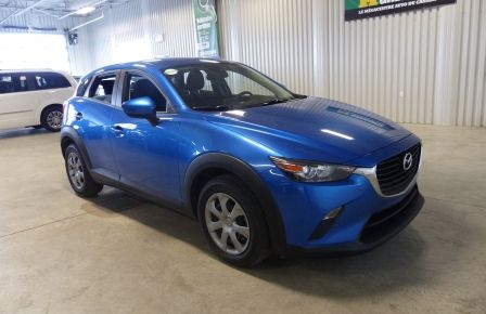 2016 Mazda CX 3 GX AWD A/C Gr-Électrique (Caméra-Bluetooth) à Longueuil