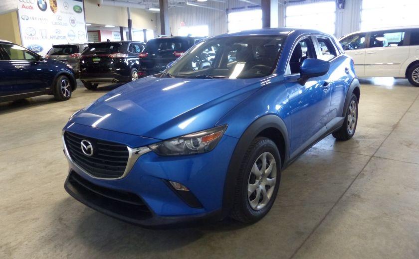 2016 Mazda CX 3 GX AWD A/C Gr-Électrique (Caméra-Bluetooth) #2