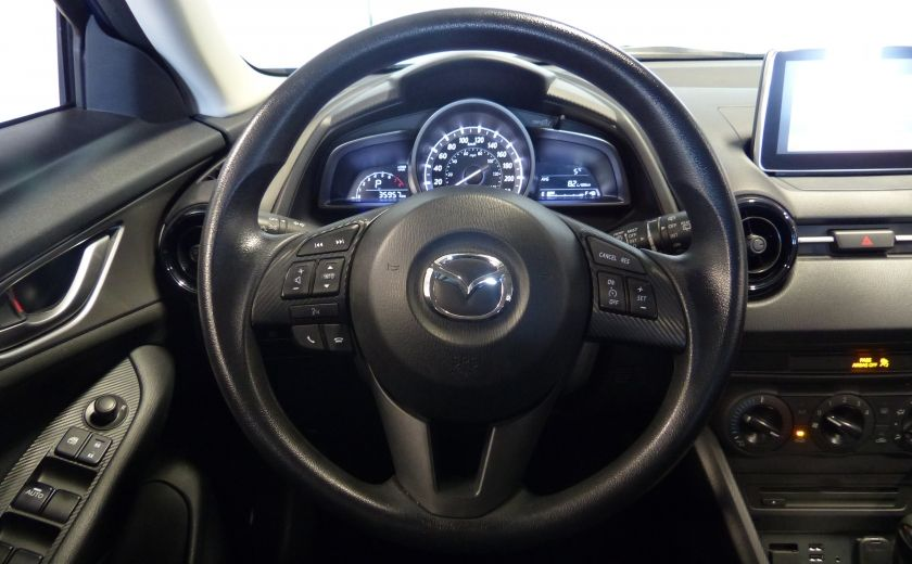 2016 Mazda CX 3 GX AWD A/C Gr-Électrique (Caméra-Bluetooth) #9