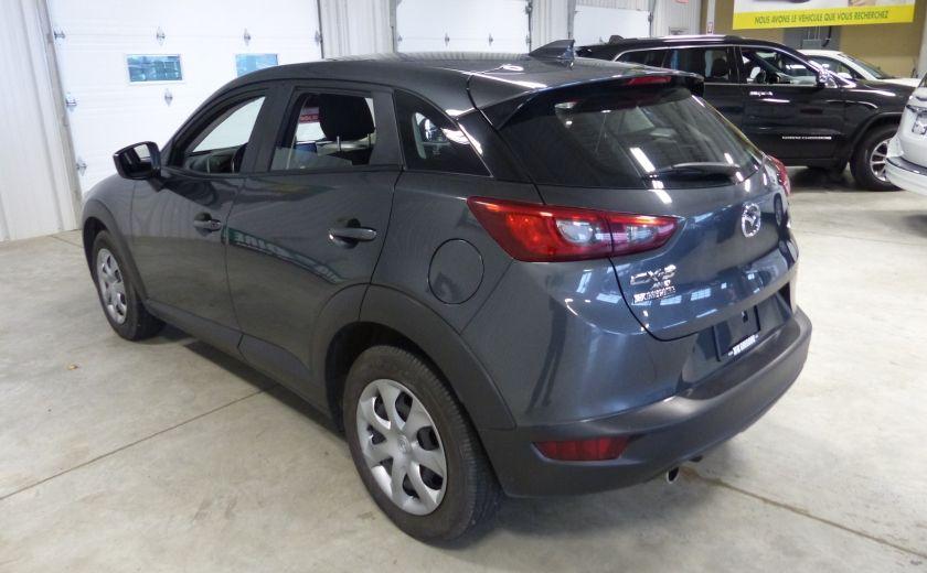 2016 Mazda CX 3 GX AWD Gr-Électrique (Caméra-Bluetooth) #4