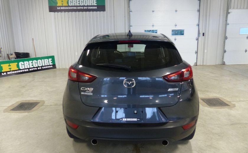 2016 Mazda CX 3 GX AWD Gr-Électrique (Caméra-Bluetooth) #5