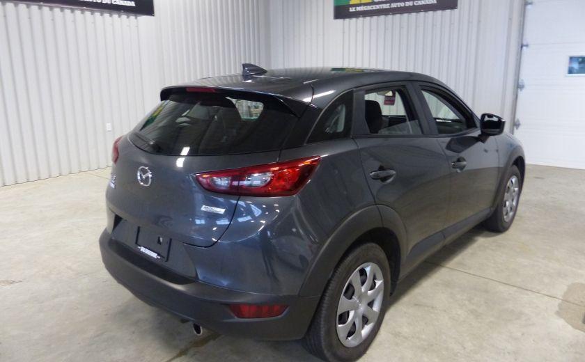 2016 Mazda CX 3 GX AWD Gr-Électrique (Caméra-Bluetooth) #6