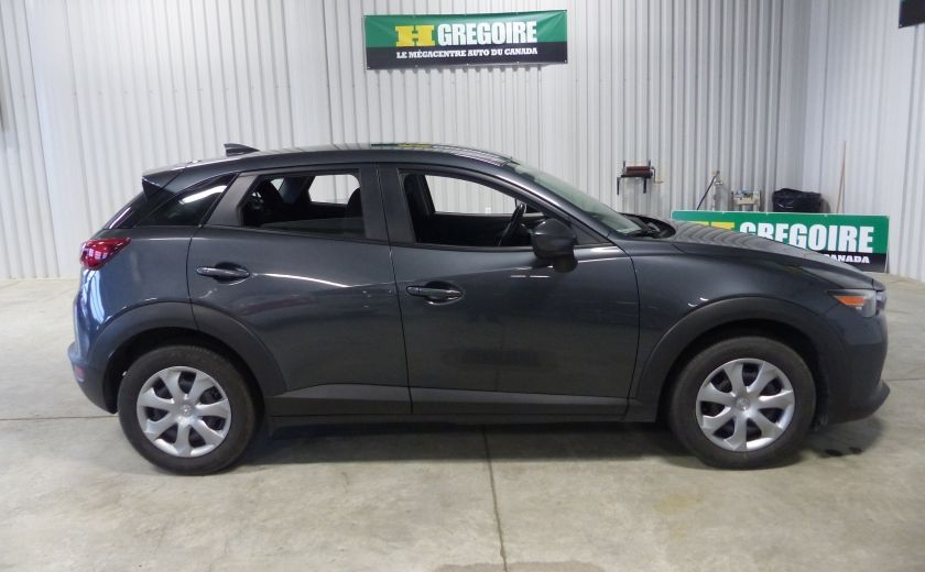 2016 Mazda CX 3 GX AWD Gr-Électrique (Caméra-Bluetooth) #7