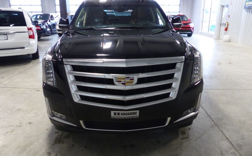 2015 Cadillac Escalade Luxury AWD (CUIR-TOIT-NAV) 7 Passage  Bluetooth #1