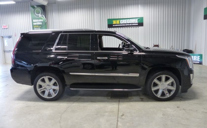 2015 Cadillac Escalade Luxury AWD (CUIR-TOIT-NAV) 7 Passage  Bluetooth #7