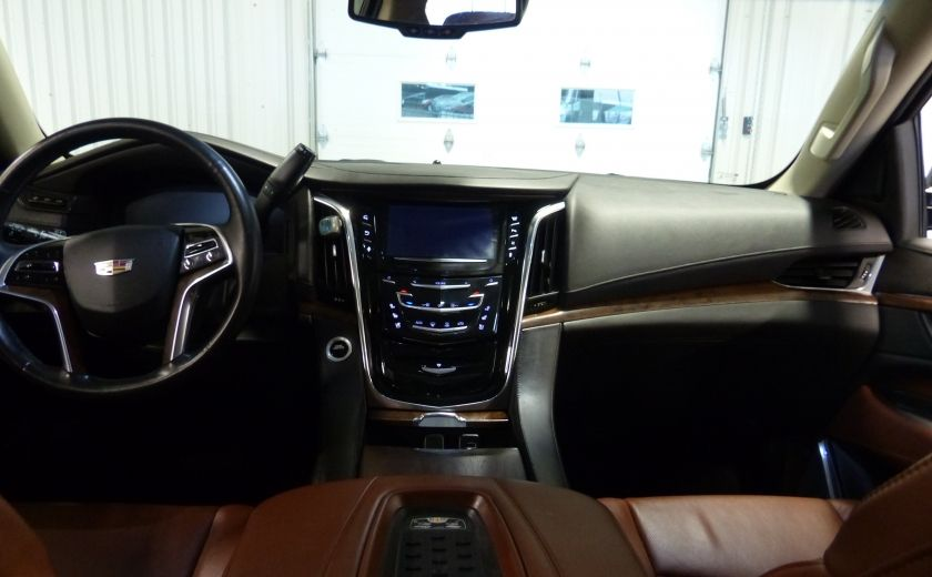 2015 Cadillac Escalade Luxury AWD (CUIR-TOIT-NAV) 7 Passage  Bluetooth #25