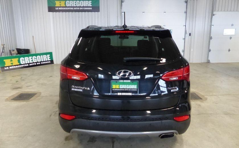 2016 Hyundai Santa Fe Premium AWD A/C Gr-Électrique Bluetooth #5