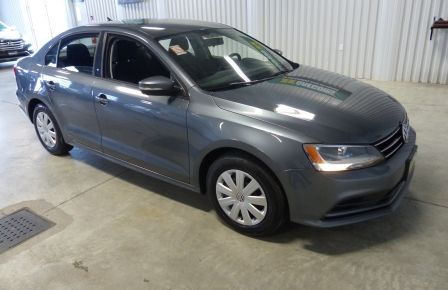 2015 Volkswagen Jetta Trendline+ A/C Gr-Électrique Bluetooth Camera in Lévis