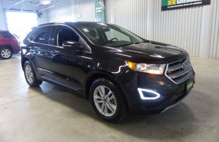 2015 Ford EDGE SEL AWD CUIR Camera Bluetooth A/C #0