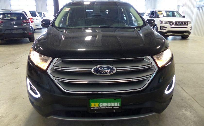 2015 Ford EDGE SEL AWD CUIR Camera Bluetooth A/C #1