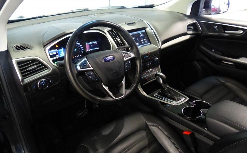 2015 Ford EDGE SEL AWD CUIR Camera Bluetooth A/C #9