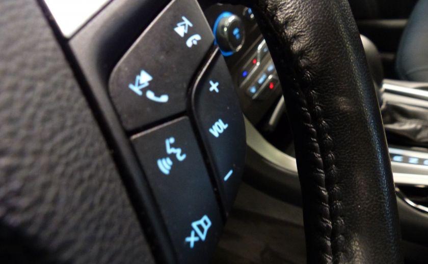 2015 Ford EDGE SEL AWD CUIR Camera Bluetooth A/C #12