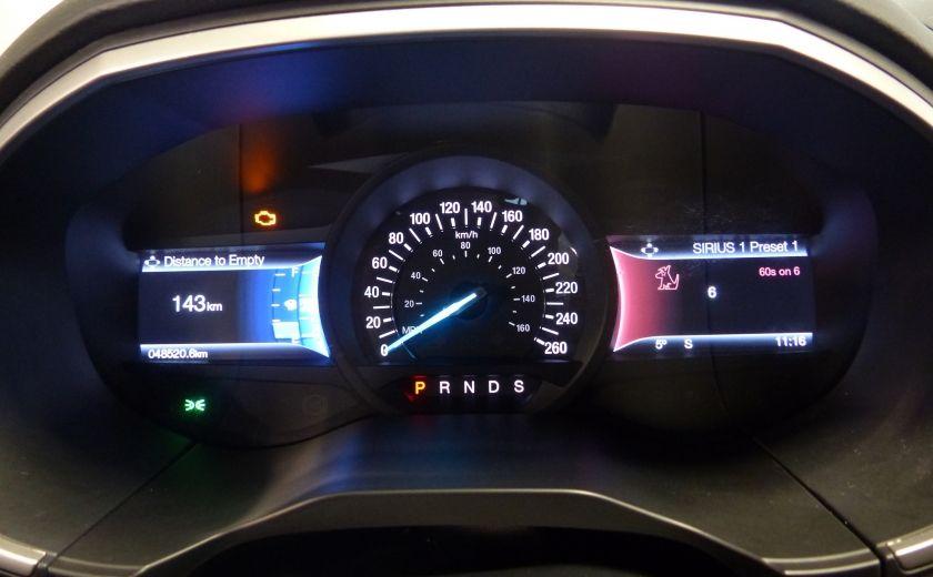2015 Ford EDGE SEL AWD CUIR Camera Bluetooth A/C #13