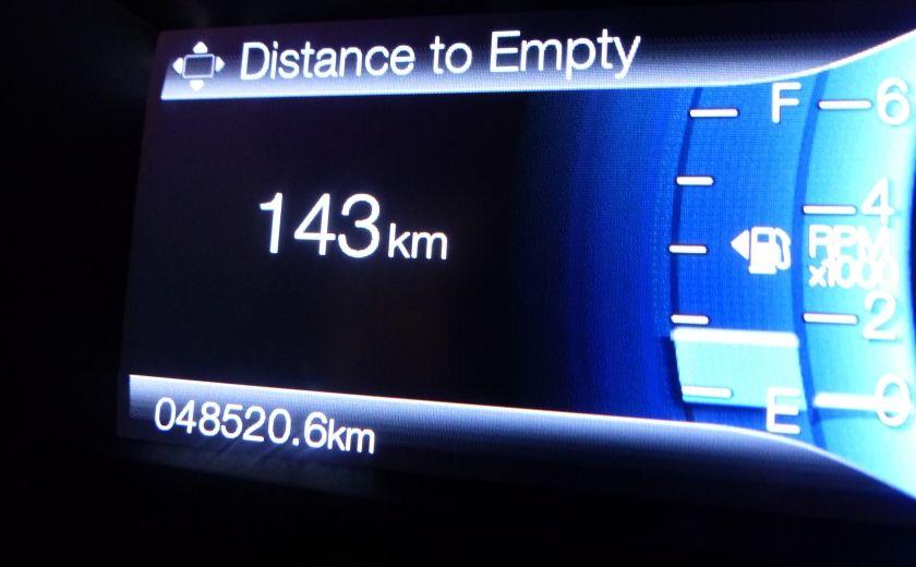 2015 Ford EDGE SEL AWD CUIR Camera Bluetooth A/C #14