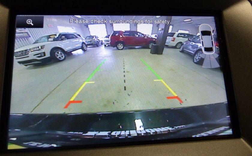 2015 Ford EDGE SEL AWD CUIR Camera Bluetooth A/C #16