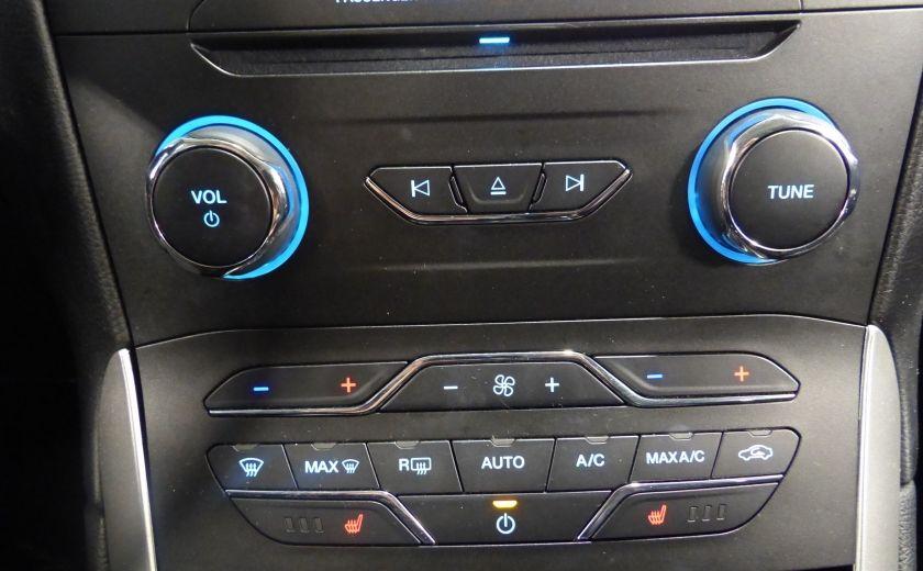 2015 Ford EDGE SEL AWD CUIR Camera Bluetooth A/C #17