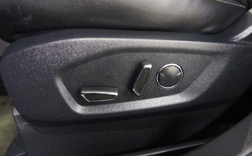 2015 Ford EDGE SEL AWD CUIR Camera Bluetooth A/C #19