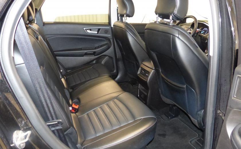 2015 Ford EDGE SEL AWD CUIR Camera Bluetooth A/C #25