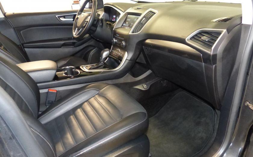 2015 Ford EDGE SEL AWD CUIR Camera Bluetooth A/C #27