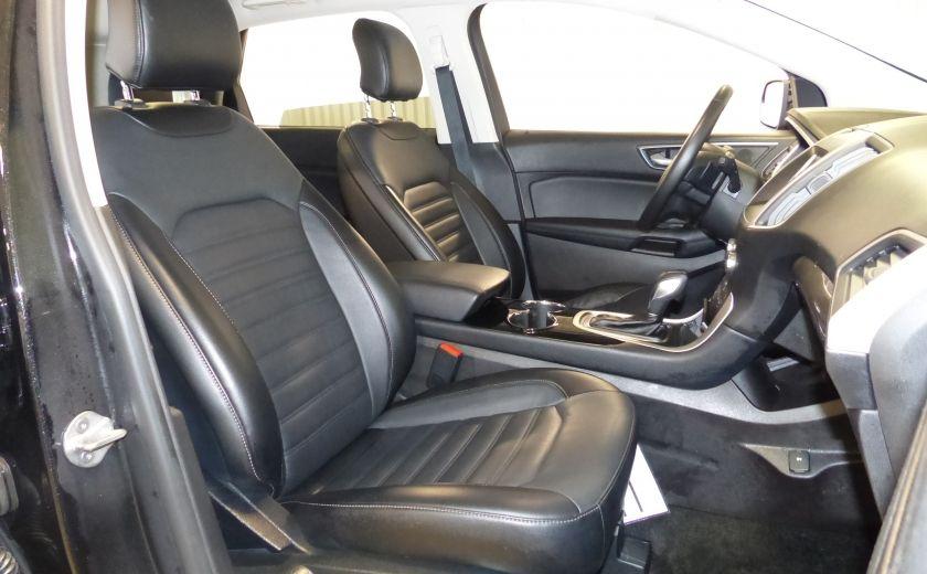 2015 Ford EDGE SEL AWD CUIR Camera Bluetooth A/C #28