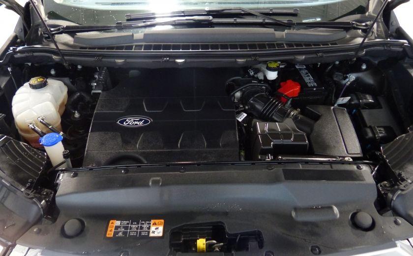 2015 Ford EDGE SEL AWD CUIR Camera Bluetooth A/C #29