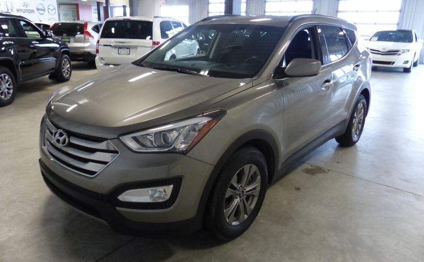 2016 Hyundai Santa Fe Premium AWD A/C Gr-Électrique Bluetooth #2